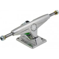 Iron 5.80'' High silver Ejes de skateboard (PACK 2)