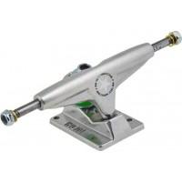 Iron 5.25'' High silver Ejes de skateboard (PACK 2)