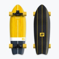 Hydroponic Vintage 30,875'' Surfskate completo