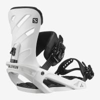 Salomon Rhythm white 2021 Fijaciones de Snowboard
