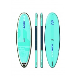 "Starboard Hinchable Serenity Dashama Zen 10' x 35"" pack completo paddle surf"