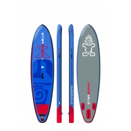 "Starboard Hinchable All Round Drive Deluxe 10´5"" x 30"" pack completo paddle surf"