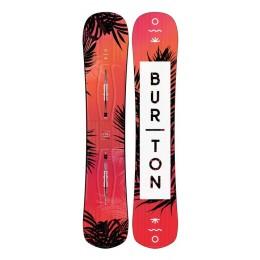 Burton Hideway 2019 Tabla de snowboard de mujer
