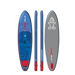 "Starboard Hinchable All Round Blend Deluxe 11´2"" x 32"" pack completo paddle surf"