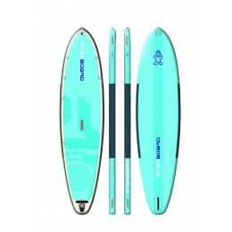 "Starboard Hinchable Serenity Blend Zen 11'2"" x 32"" pack completo paddle surf"