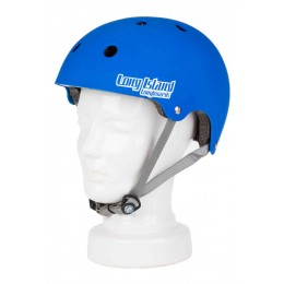 Long Island Double Certified Blue Casco de skateboard