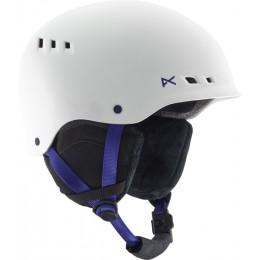 Anon Wren trex white 2017 casco de snowboard de mujer