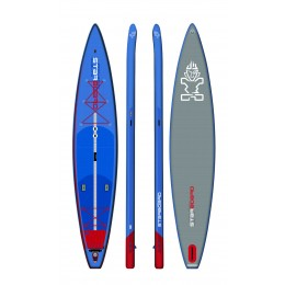 "Starboard Hinchable Touring Deluxe 14´ x 31"" pack completo paddle surf"