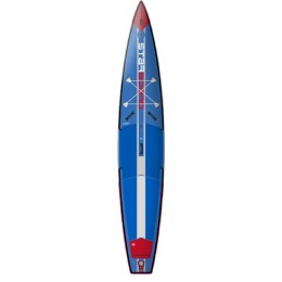 "Starboard Inf Sup 14"" x 24.5"" x 6"" All Star Airline Deluxe Sc 2021 paddle surf"