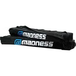 Madness Rack pad 3doors Porta tablas de surf