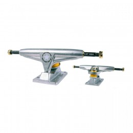 Iron 5,25'' Semipolished High Ejes de skateboard (PACK 2)