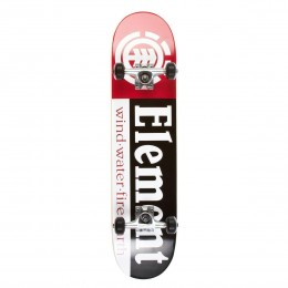 "Element Section 7,7"" skateboard completo"