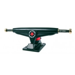 Iron 6,0'' High black Ejes de skateboard (PACK 2)