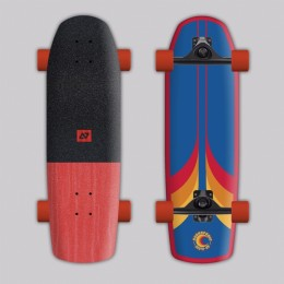 Hydroponic Surf 70´s azul Surfskate completo