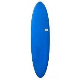 """NSP Protech Fun 7,2"""" Tabla de surf"""