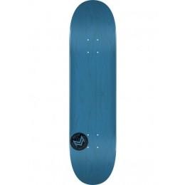 "Mini logo Chevron STP 2 ""13"" blue Birch 8'' tabla de skate"