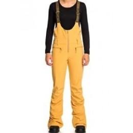 Roxy Torah Bright Summit yellow ylk0 2020 peto de snowboard de mujer