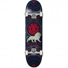 "Element Nyjah Adorned 7,75"" Skateboard completo"