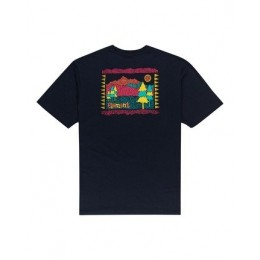 Element Altus eclipse navy 2021 camiseta