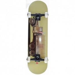 "Yee ha Army 8,0"" skateboard completo"