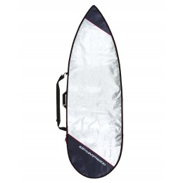"Ocean & Earth Barry Basic Shortboard red 6.8"" funda surf"
