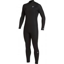Billabong Absolute GBS 3/2mm chest zip black traje de neopreno