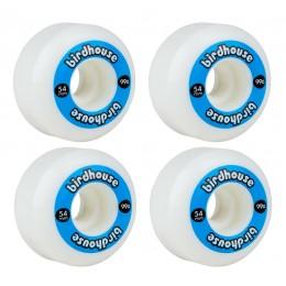 Birdhouse Logo 54mm blue Ruedas de skateboard