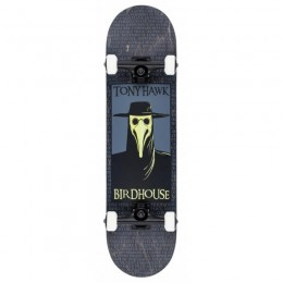 Birdhouse Stage 3 Plague doctor 8'' Skate completo