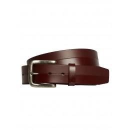Volcom Bistone leather brown cinturón