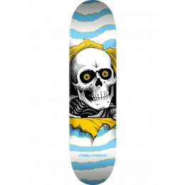 "Powel Peralta ripper one off blue 7,5"" tabla de skate"