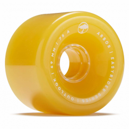 Arbor Bogart 61mm yellow ruedas de skate