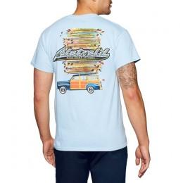 Rietveld Got Boards? light blue 2021 camiseta