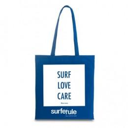 Bolsa tela Surfer Rule verde o azul