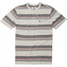 Vissla The Tube bone heather 2021 camiseta