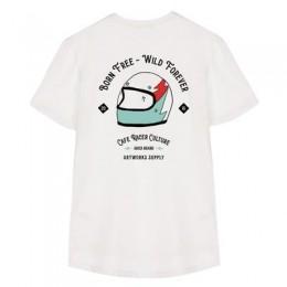 Arica Born Free white 2022 camiseta
