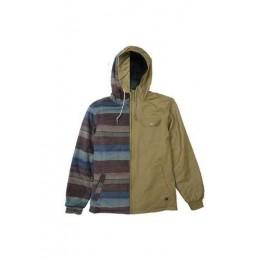 Vissla Breakers III reversible light khaki 2021 abrigo