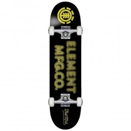 "Element Bridger 8,25"" Skateboard completo"