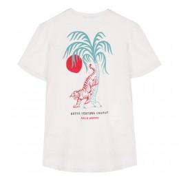 Arica Buenaventura white 2021 camiseta