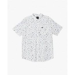 Rvca Calico antique white 2020 camisa