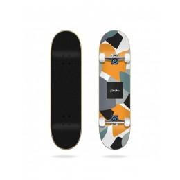 "Tricks Camo 7.75"" Skateboard completo"