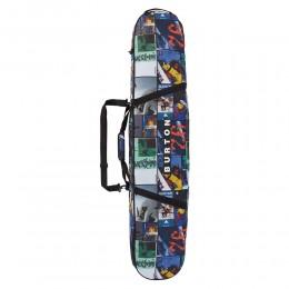 Burton Space sack catalog collage 2021 funda de snowboard
