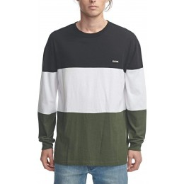 Globe Lock up cadet green 2021 camiseta de manga larga