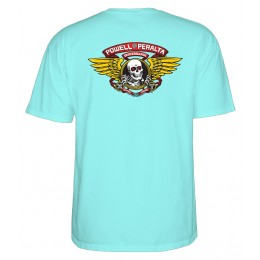 Powel Peralta Winged Ripper celadon 2020 camiseta