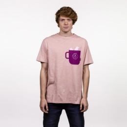 Hydroponic Coffe break rose cloud 2021 camiseta