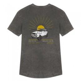Arica Chara grey 2022 camiseta