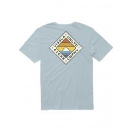 Vissla Beginning Premium organic chambray 2021 camiseta