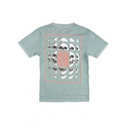 Volcom Concussion fir green 2021 camiseta de niño