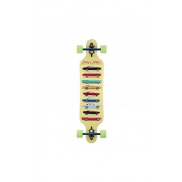 "miller Collection 38"" longboard completo"