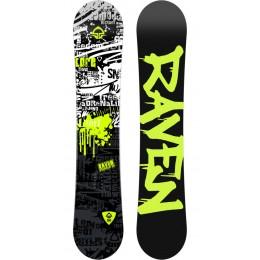 Raven Core tabla de snowboard de niño