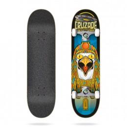 Cruzade Conspiracy Ra 8'' Skateboard completo